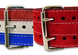 Belts with Prong Buckles