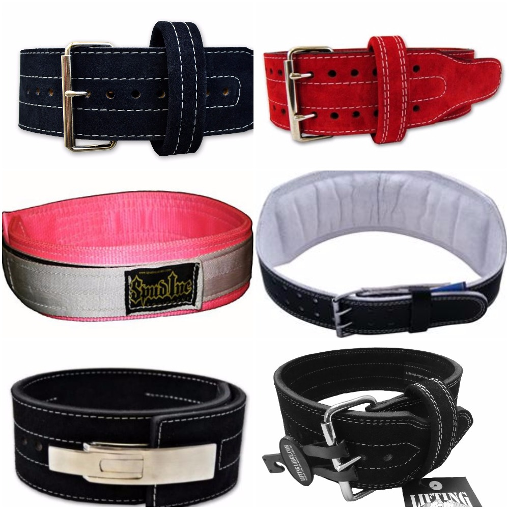 All Types of Belts on One Page