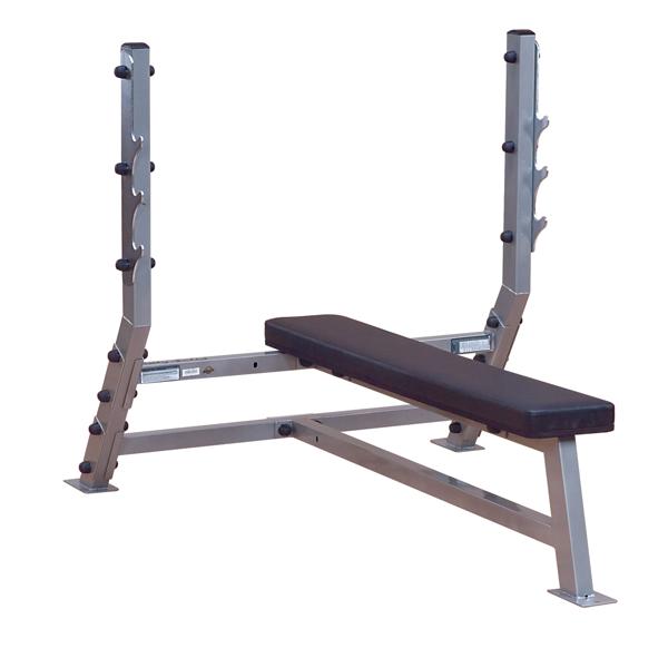 Flat Olympic Bench Press Sfb349g