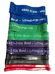 20 Inch Kilo Bands and Packages