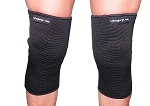 Black Crusher 2 ply Knee or Elbow Sleeves