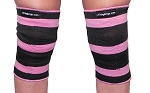 Pink Crusher 2 ply Knee or Elbow Sleeves