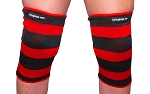 Red Crusher 2 ply Knee or Elbow Sleeves