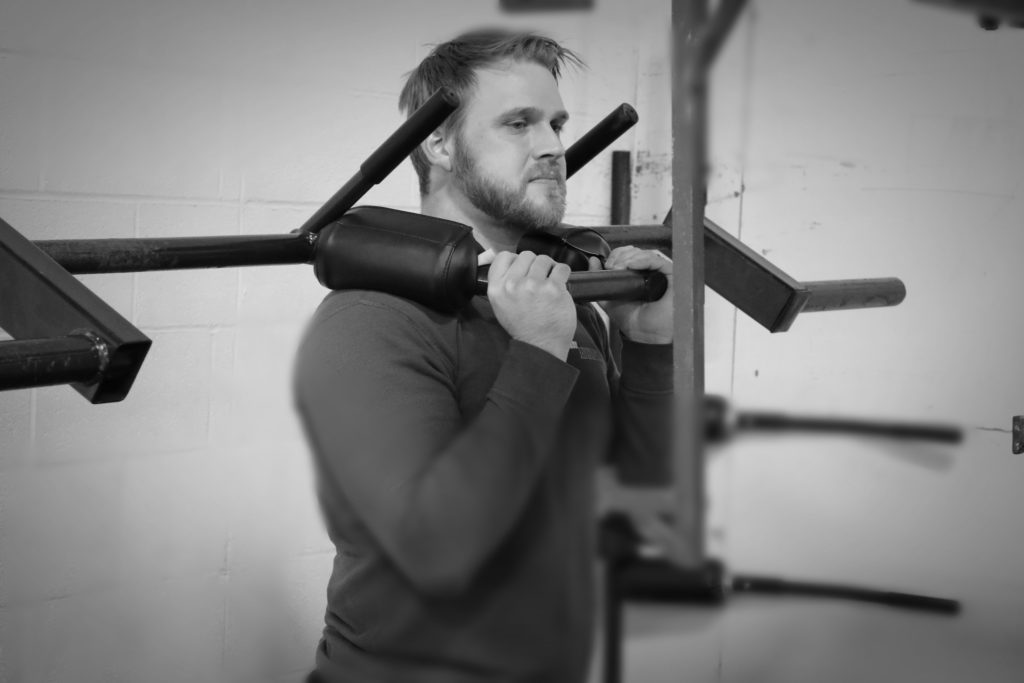 strength front squat programme