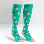 Women's Let Them Eat Cupcakes Socks