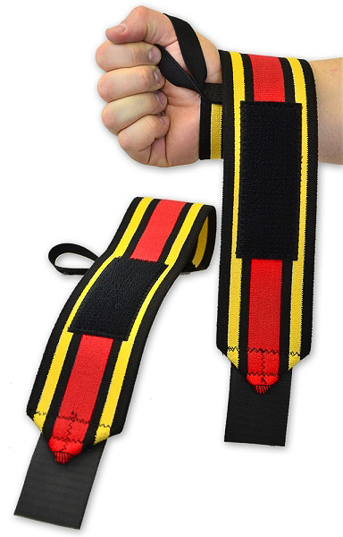 Buy Powerlifting Wrist Wraps