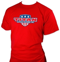 Titan Patriot T-shirt