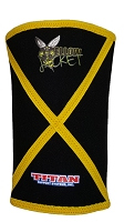 Titan Yellow Jacket Knee Sleeves - New and Improved