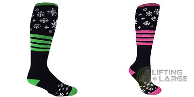Moxy Blizzard Socks