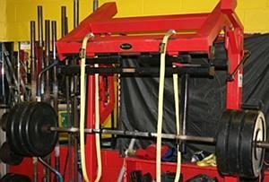 Monolift Safety Straps Pair