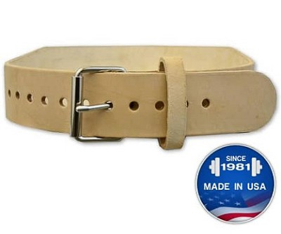 TITAN BASIC 2.5 X 4 TRAINING BELT