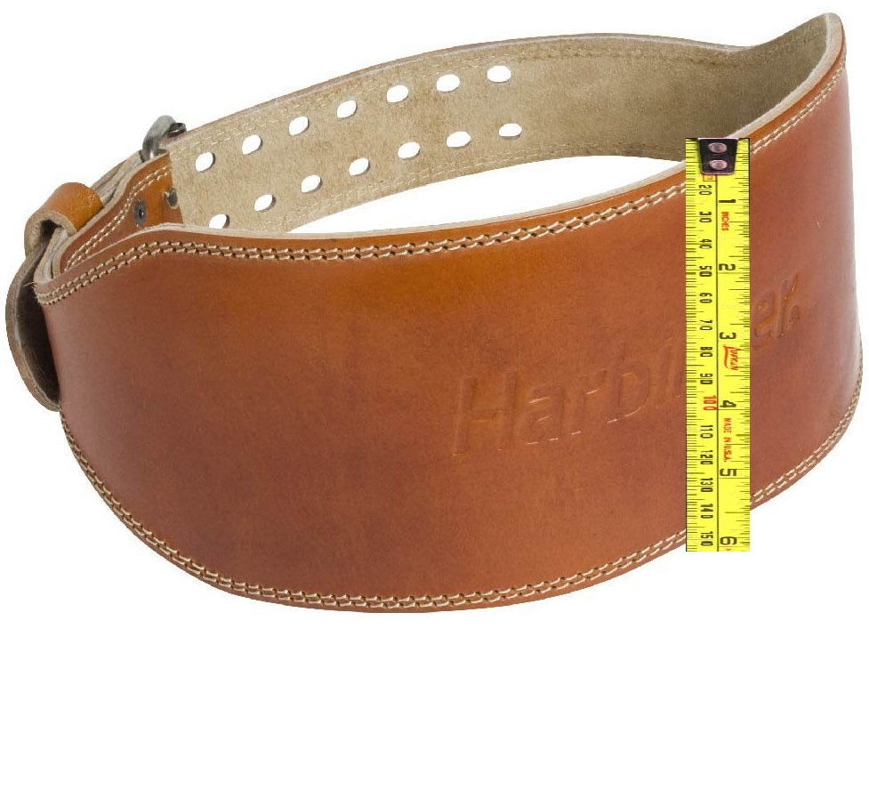 6 Inch Wide Belts