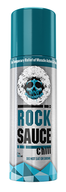 RockSauce Chill 3oz Roll on