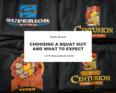 Choosing a squat suit and what to expect