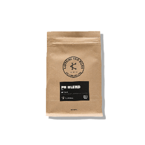 Caffeine and Kilos Coffee PR Blend