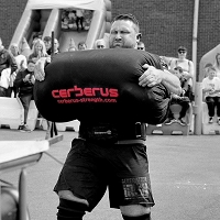 Cerberus Heavy Duty Sand Bag