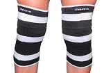 White Crusher 3 ply Knee or Elbow Sleeves