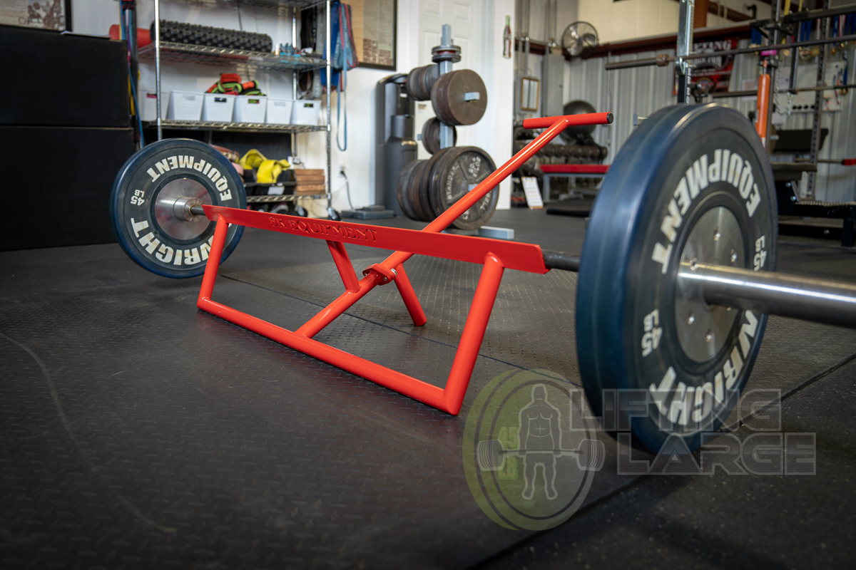 ER Equipment Deadlift Jack - Bar Lifter
