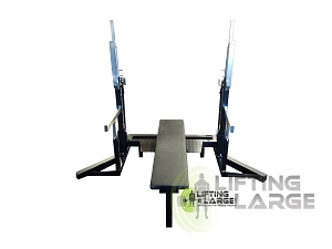 ER Combo Rack - Squat and Bench Press Competition Rack