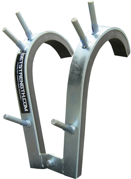 540bbe1f9a7e Get Strength Front Squat Zercher Harness