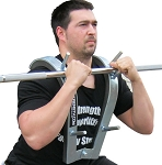 Get Strength Front Squat Zercher Harness