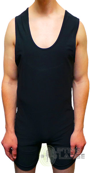 Lifting Large Basic Singlet - IPF - USPA Legal