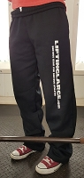 LiftingLarge Black Sweat Pants