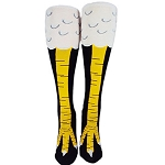 Moxy Deadlift Socks - Chicken Legs