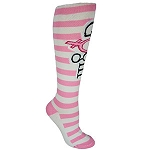 Moxy Deadlift Socks  - Pink Go Girl