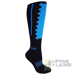 Moxy Helix Premium Deadlift Socks