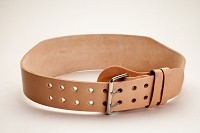 Basic 2x4 Prong Leather Belt