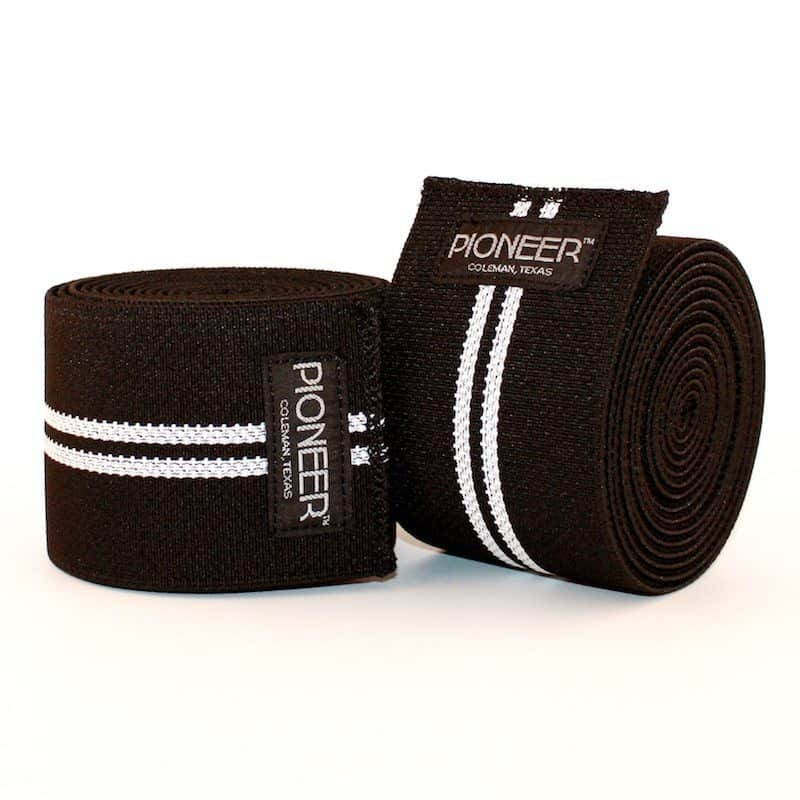 Guardian / Black Mamba Knee Wraps