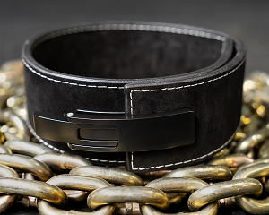 Pioneer Double Suede Lever Belt 10mm