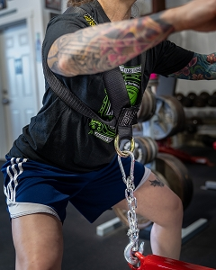 Spud Front Squat Harness Strap