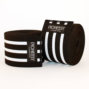 Commander - Convict Powerlifting Knee Wraps