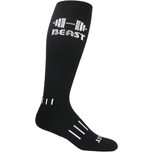 Barbell Beast Deadlift Socks
