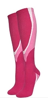 Moxy Sport Boost Compression Socks -Pink
