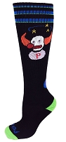 Pukie The Clown Socks