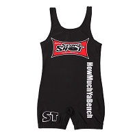 Sling Shot Powerlifting Singlet - Red Logo