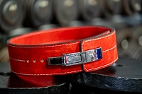 Toro Bravo Powerlifting Belt - Lever Buckle 10mm