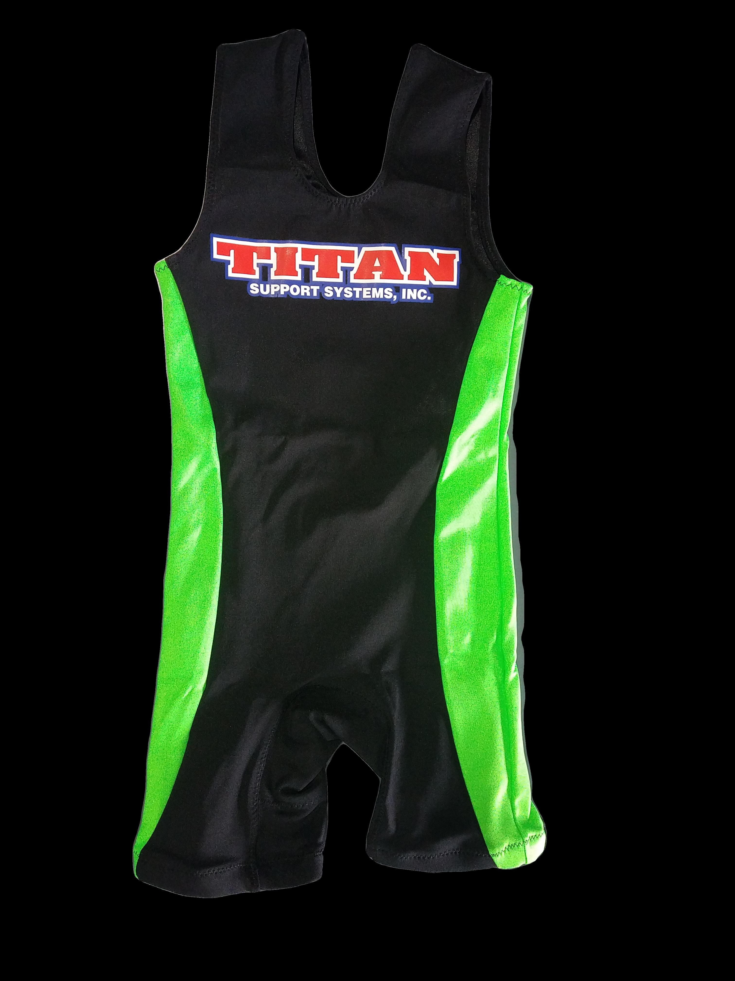 Titan Triumph Powerlifting Singlet Ipf Usapl Uspa Ipl Legal For Raw Powerlifting