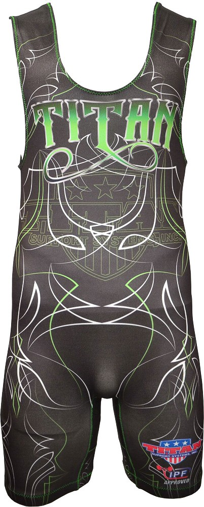 Titan Triumph Hot Rod Singlet