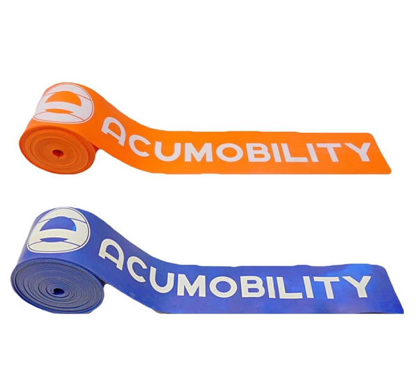 Acumobility Floss Bands - 2 Pack