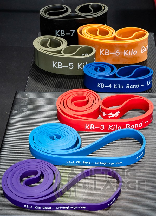 Kilo Bands 41 inch - Powerlifting Packages
