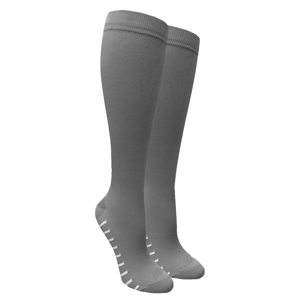 Heavy Sports Boost Compression Deadlift Socks - Gray