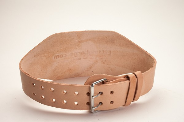 Basic 2x6 Prong Leather Belt