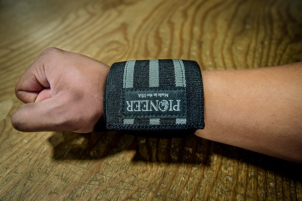 Pioneer Phantom Wrist Wraps