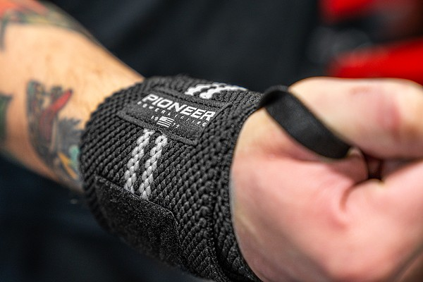 Guardian / Black Mamba Wrist Wraps