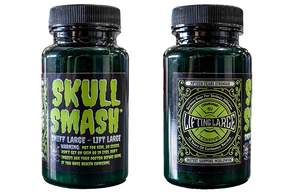 Limited Edition Anniversary Lifting Large Skull Smash