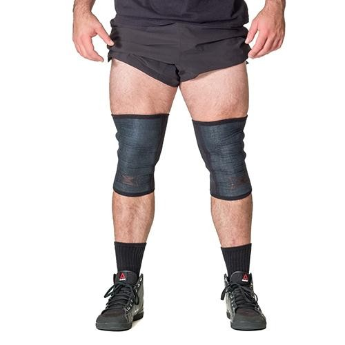 "Extreme ""X"" Knee Sleeves by Slingshot"